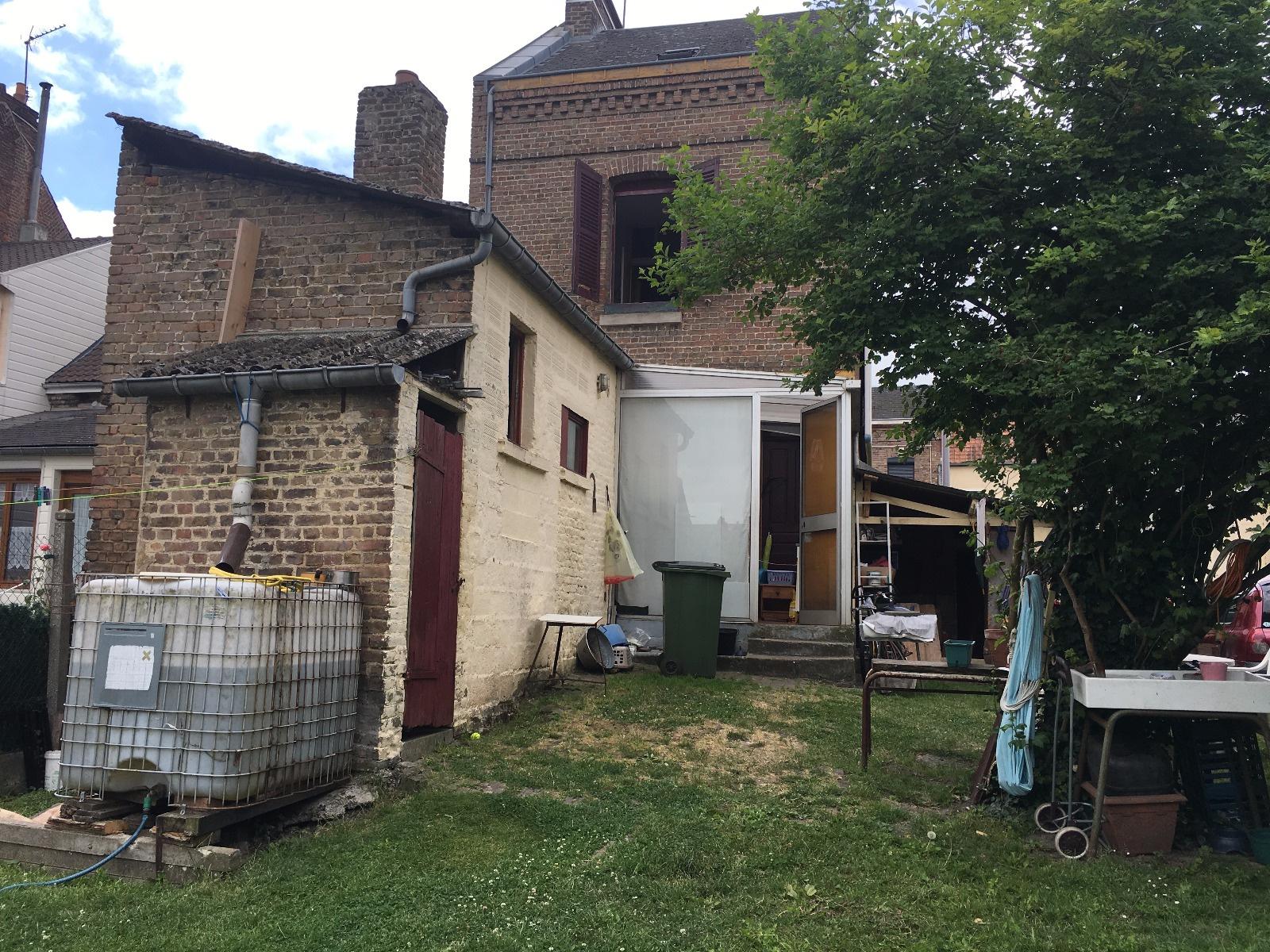 Annonce vente maison amiens 80000 113 m 175 000 for Amiens location maison